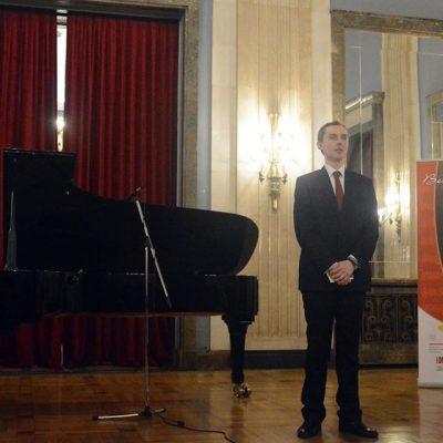 Gospodin Andrej Kundjik - zamenik ambasadora Republike Poljske u Beogradu